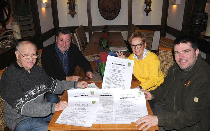 Heimatverein veranstaltet fünftes Heimatmenü