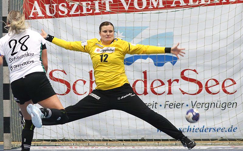 Anna Monz-Kühn verlässt HSG Blomberg-Lippe