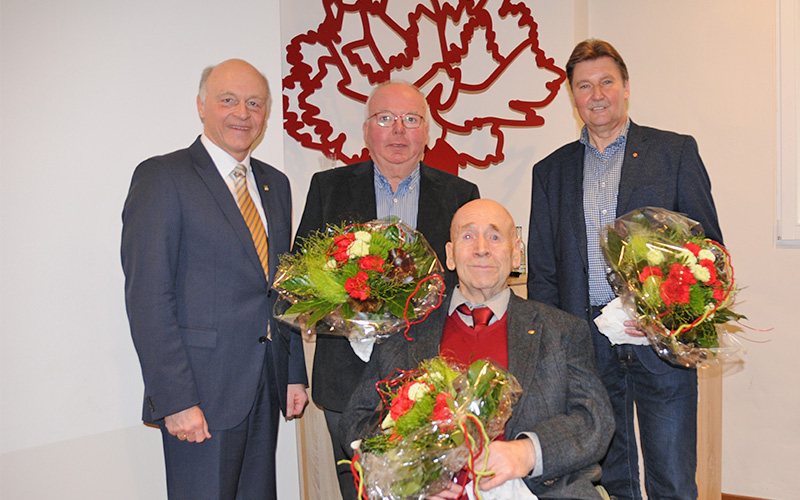Festakt: 50 Jahre Großgemeinde Blomberg