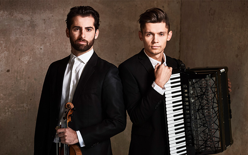 Konzert mit »Primus Duo« in Dalborn