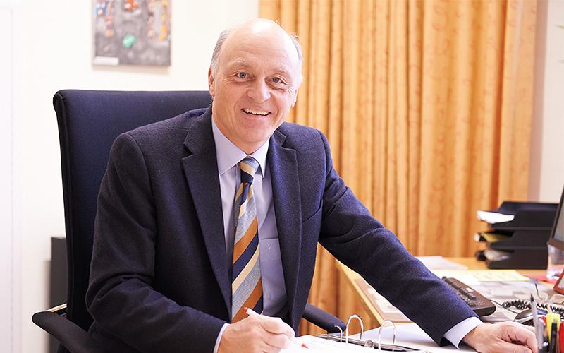 Klaus Geise tritt nicht zur Bürgermeisterwahl an