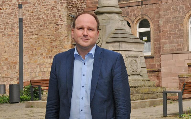 Christoph Dolle stellt sich zur Wahl