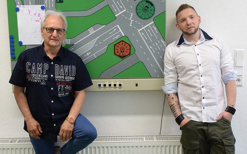ANZEIGE: Fabian Pothmann neu im Team