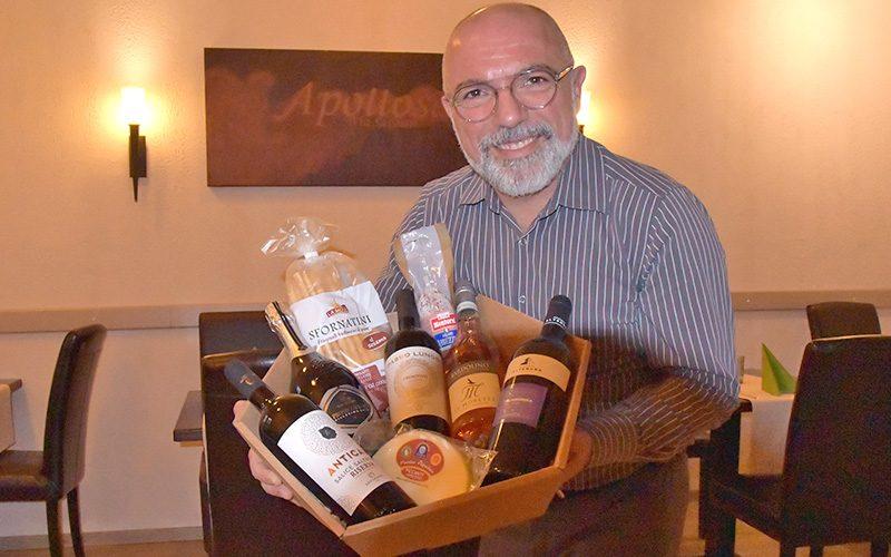 ANZEIGE: Weinhändler geht neue Wege