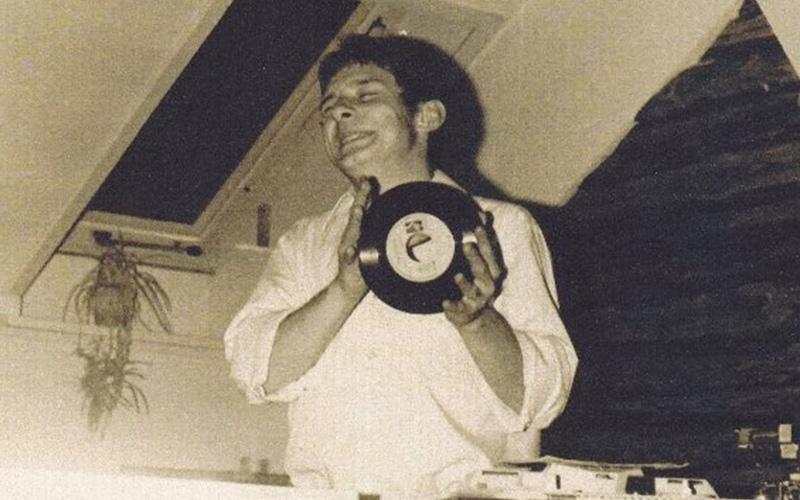 Vinyl-Treff in Katjas Spätschicht
