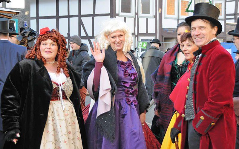 Charles Dickens-Festival ist abgesagt