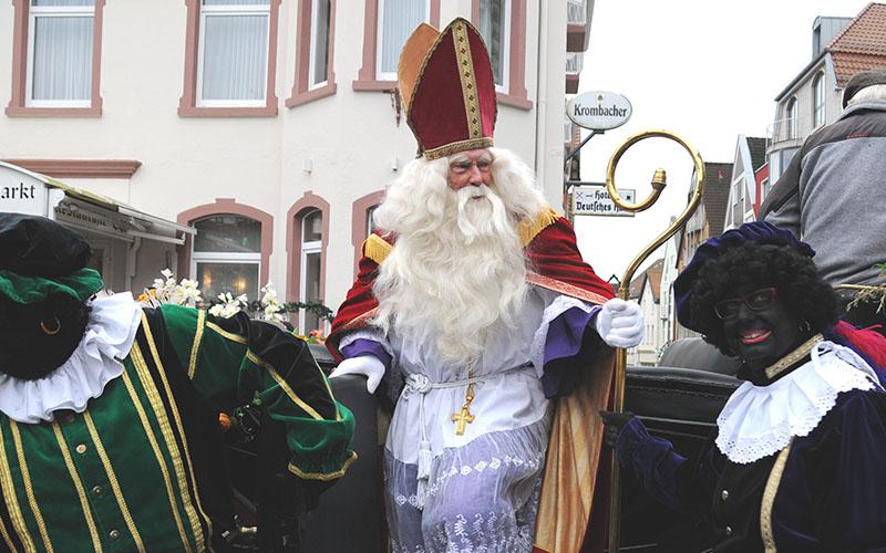 Sint Nicolaas-Markt fällt aus