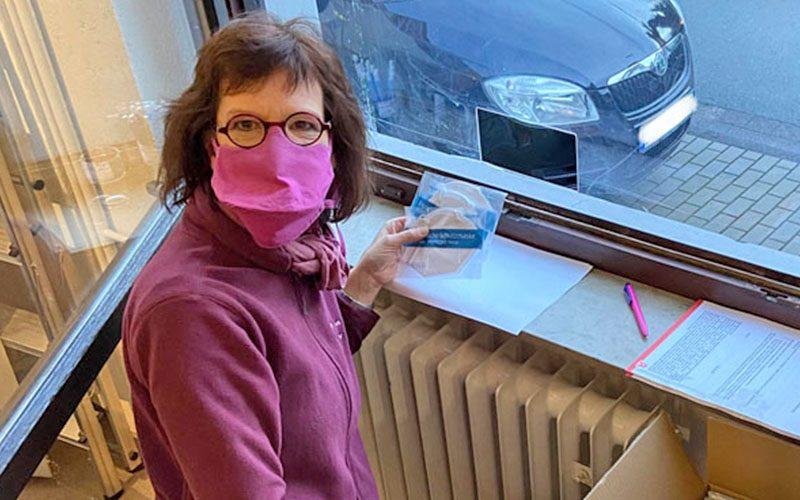 ANZEIGE: Weitere Masken zum Wochenende