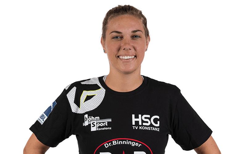 HSG verstärkt Trainerteam mit Jessica Bregazzi