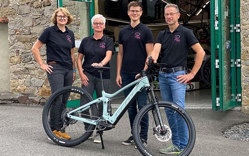 ANZEIGE: Fahrrad-Scheune unter neuer Leitung