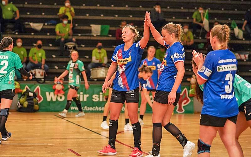 HSG-Spielerinnen mit Nationalteams unterwegs